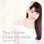 True Destiny/Chain the world(通常盤)