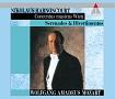 モーツァルト:セレナード ディヴェルティメント/ファゴット協奏曲