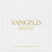ヴァンゲリス『DELECTUS [THE POLYDOR & VERTIGO RECORDINGS 1973-1985] (13CD BOX)』