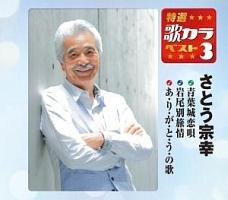 特選・歌カラベスト3 青葉城恋唄/岩尾別旅情/あ・り・が・と・う・の歌