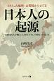 DNA、古地理・古環境からさぐる 日本人の起源~石器時代人が縄文人、弥生人そして現代人になった~