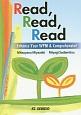Read,Read,Read 英文速読と理解のための実践演習