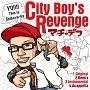 【赤黒】City Boy's Revenge【CD-R+ネックレス】