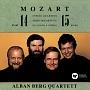 モーツァルト:弦楽四重奏曲 第14番&第15番