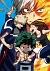 僕のヒーローアカデミア 2nd Vol.3 DVD[TDV-27223D][DVD] 製品画像