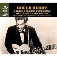 5 Classic Albums Plus Bonus Singles And