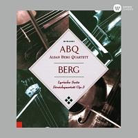 アルバン・ベルク四重奏団『ベルク:弦楽四重奏曲 抒情組曲』