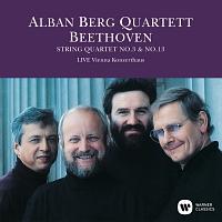 アルバン・ベルク四重奏団『ベートーヴェン:弦楽四重奏曲 第3番&第13番(1989年ライヴ)』