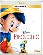 ピノキオ MovieNEX(Blu-ray&DVD)