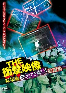 THE 衝撃映像 総集編(3) マジで怖い!動画集