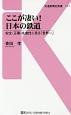 ここが凄い!日本の鉄道 安全・正確・先進性に見る「世界一」