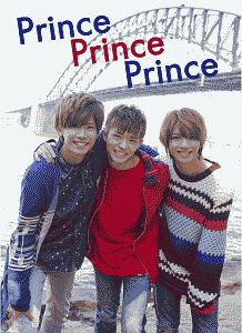 『Prince Prince Prince』 Prince 1st PHOTO BOOK