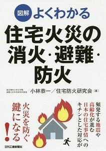 図解・よくわかる 住宅火災の消火・避難・防火