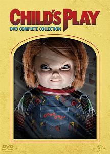 ジェニファー・ティリー『チャイルド・プレイ DVD コンプリート・コレクション』