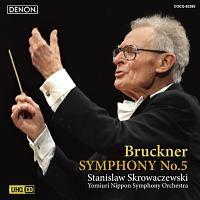 スクロヴァチェフスキ(スタニフラフ)『ブルックナー:交響曲第5番』