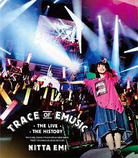 新田恵海 LIVE「Trace of EMUSIC ~THE LIVE・THE HISTORY~」