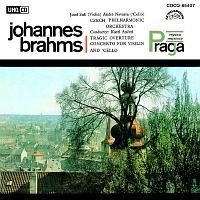 スーク(ヨゼフ)『UHQCD DENON Classics BEST ブラームス:ヴァイオリンとチェロのための二重協奏曲/悲劇的序曲』