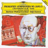 プロコフィエフ:交響曲第1番≪古典≫・第5番 組曲≪キージェ中尉≫