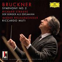 ブルックナー:交響曲第2番 R.シュトラウス:組曲≪町人貴族≫