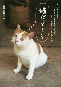 猫だって……。