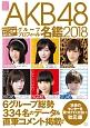 AKB48グループ プロフィール名鑑 2018