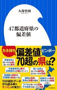 47都道府県の偏差値