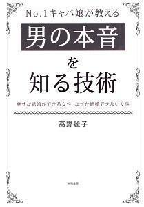『No.1キャバ嬢が教える男の本音を知る技術』東京カレンダー