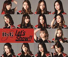 BsGirls『Let's Show!!』