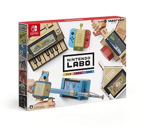 Nintendo Labo Toy-Con 01:Variety Kit
