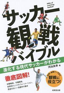 『サッカー観戦バイブル』田中ちえ美