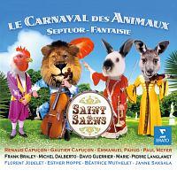 ダルベルト(ミシェル)『サン=サーンス:組曲「動物の謝肉祭」 七重奏曲 他』