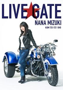 NANA MIZUKI LIVE GATE