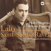 ラロ:スペイン交響曲 サン=サーンス:ヴァイオリン協奏曲 第3番 ラヴェル:ツィガーヌ