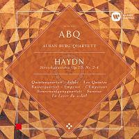 アルバン・ベルク四重奏団『ハイドン:弦楽四重奏曲 第76番「五度」、第77番「皇帝」&第78番「日の出」』