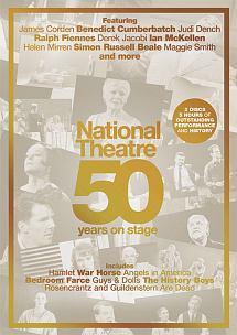 ナショナル・シアター 50周年オンステージ