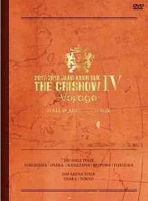 JANG KEUN SUK THE CRISHOW IV -Voyage-