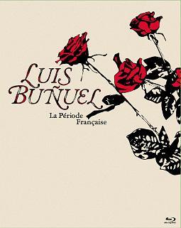 ルイス・ブニュエル≪フランス時代≫ Blu-ray BOX