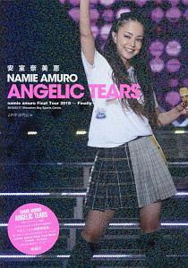 J-POP研究会『安室奈美恵 ANGELIC TEARS』