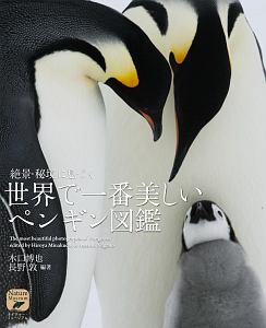 『世界で一番美しい ペンギン図鑑』長野敦