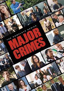 G・W・ベイリー『MAJOR CRIMES ~重大犯罪課 <コンプリート・シリーズ>』