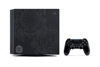 PlayStation4 Pro KINGDOM HEARTS III LIMITED EDITION(CUHJ10025)
