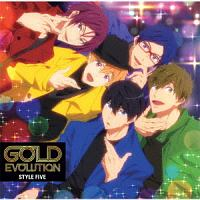TVアニメ『Free!-Dive to the Future-』ED主題歌 GOLD EVOLUTION