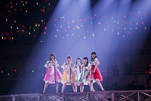 """LIVE 2018""""ワルキューレは裏切らない""""at 横浜アリーナ<Day-1>"""