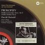 プロコフィエフ:ヴァイオリン協奏曲第1番 第2番 ヴァイオリン・ソナタ第2番