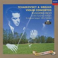 リッチ(ルッジェーロ)『チャイコフスキー/vn協奏曲』