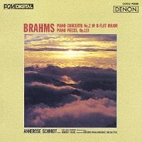 CREST 1000(124) ブラームス:ピアノ協奏曲 第2番/4つのピアノ小品作品119