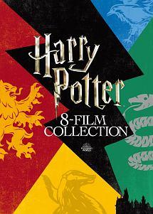 ハリー・ポッター 8-Film セット