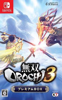 無双OROCHI 3