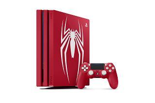 PlayStation4 Pro Marvel's Spider-Man Limited Edition(CUHJ10027)