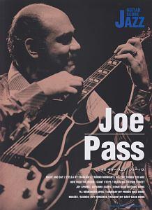 ジャズ・ギター・スコア ジョー・パス